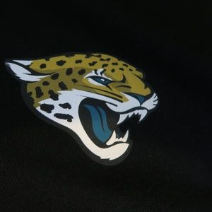 Nike Shirts - Nike NFL On-Field Dri-Fit Jacksonvile Jaguars Polo
